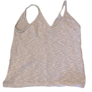Tan Tank Top - FOREVER 21 - SMALL